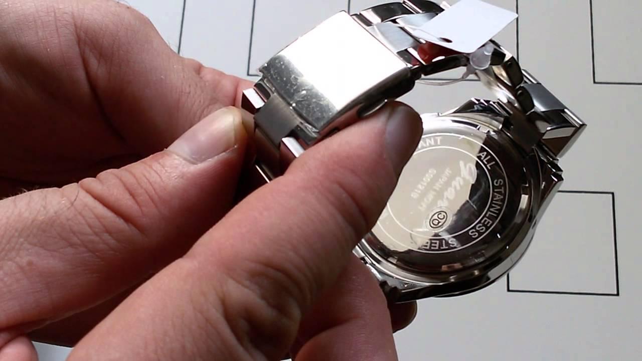 Часы Guardo